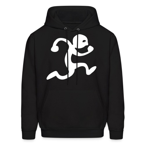 random man sweater - Men's Hoodie