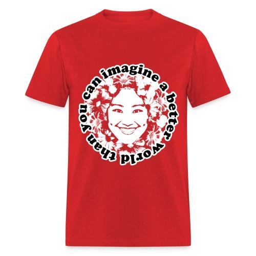 A Better World ( International Megadigital) - Men's T-Shirt