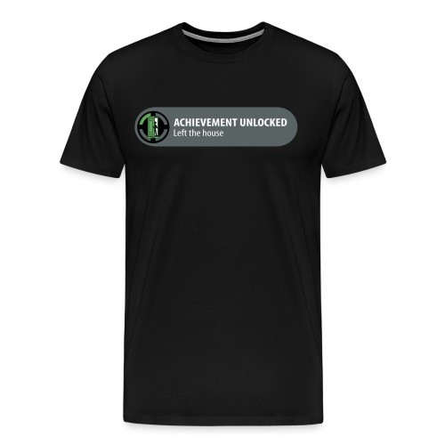 Achievement - M  - Men's Premium T-Shirt