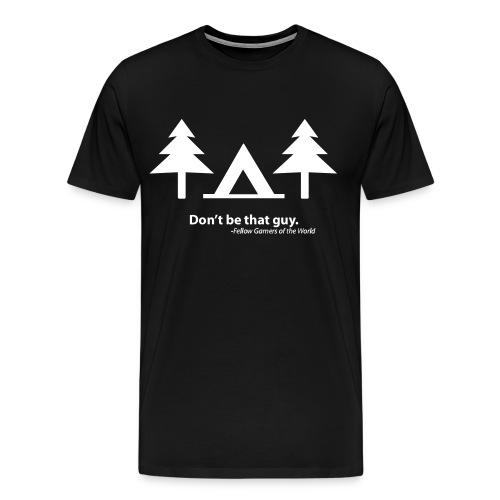 Camping - M - Men's Premium T-Shirt