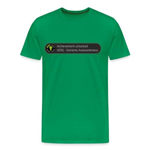 Achievement Awesome   - Men's Premium T-Shirt