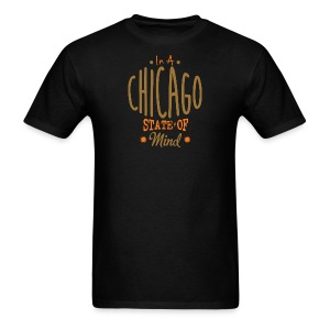 Chicago State Of Mind - Men's T-Shirt