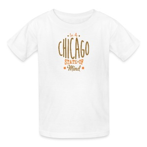 Chicago State Of Mind - Kids' T-Shirt