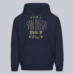 San Diego State Of Mind - Men's Hoodie
