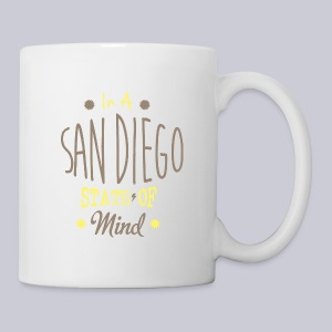 San Diego State Of Mind - Coffee/Tea Mug