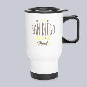 San Diego State Of Mind - Travel Mug