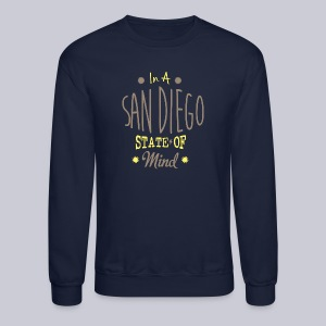 San Diego State Of Mind - Crewneck Sweatshirt