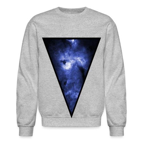 Crewneck Sweatshirt - sky / triangle / swag / crew neck / crewneck