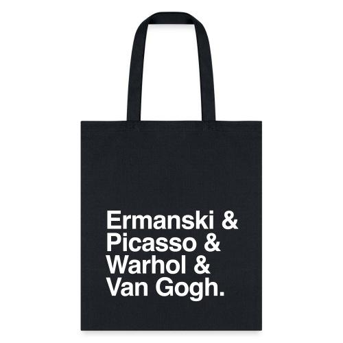 Artists - Tote Bag - Tote Bag
