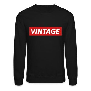 Vintage by 8K - Crewneck Sweatshirt