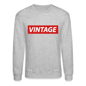 Vintage by 8K - Crewneck Sweatshirt