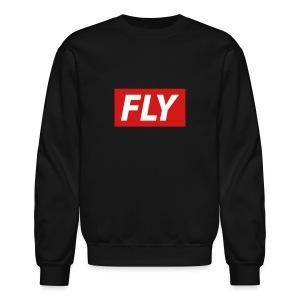 Fly by 80Kingz - Crewneck Sweatshirt
