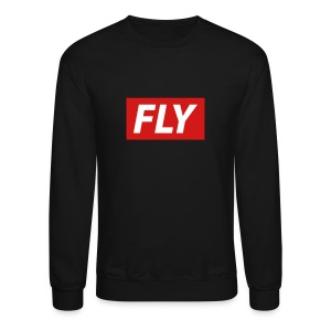 Fly by 80Kingz - Crewneck Sweatshirt