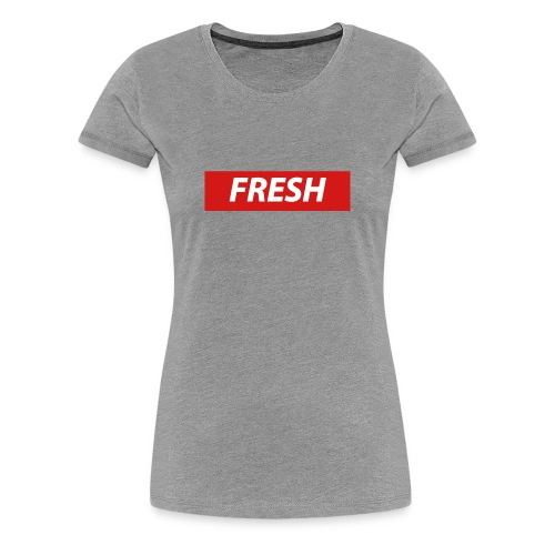 Fresh by 80Kingz - Women's Premium T-Shirt