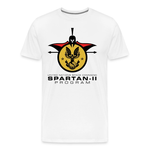 Halo Spartan  - Men's Premium T-Shirt