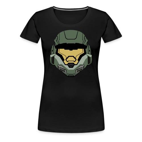 Halo - F  - Women's Premium T-Shirt