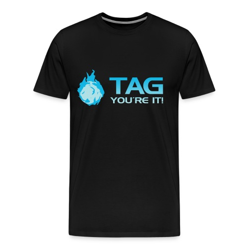 Halo Tag  - Men's Premium T-Shirt