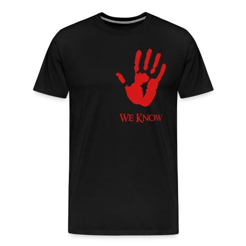 Dark Brotherhood - M  - Men's Premium T-Shirt