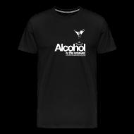 T-Shirts ~ Men's Premium T-Shirt ~ Alcohol