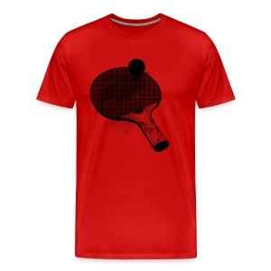 I'd rather be playing ping pong. - Men's Premium T-Shirt