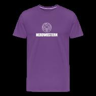 T-Shirts ~ Men's Premium T-Shirt ~ Nerdwestern