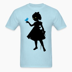 Little Sister Silhouette T-Shirts