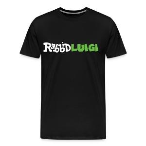 Men's: Rabbidluigi - Men's Premium T-Shirt