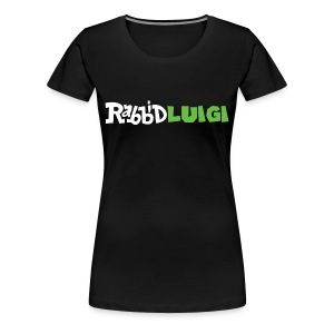 Women's: Rabbidluigi - Women's Premium T-Shirt
