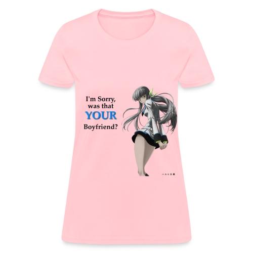Boyfriend shirt - Women's T-Shirt