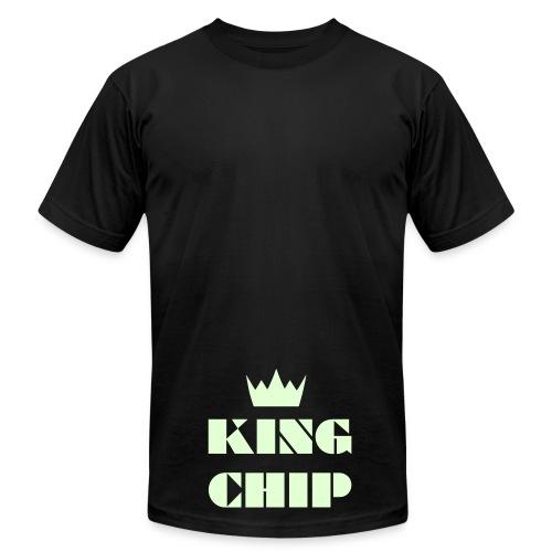 KING GLOW - Men's Fine Jersey T-Shirt