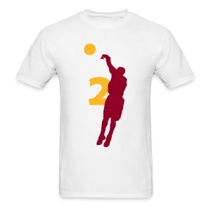 Irving SUPERSTAR #2 Cavs Shirt - Men's T-Shirt