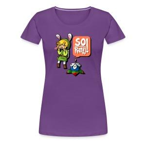 Women's: So Pretty! - Women's Premium T-Shirt