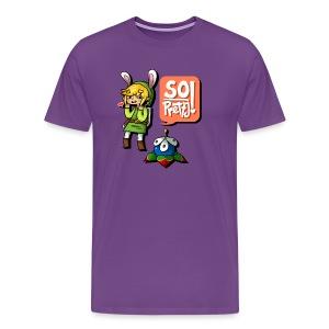 Men's: So Pretty! - Men's Premium T-Shirt