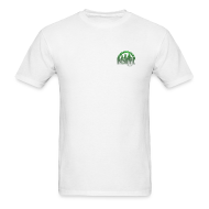 T-Shirts ~ Men's T-Shirt ~ Northern WI NORML Faded Green Logo Tshirt