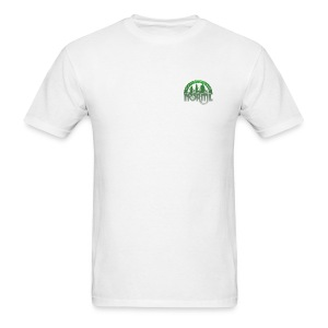 Northern WI NORML Faded Green Logo Tshirt - Men's T-Shirt