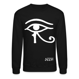 All Seeing Eye Crewneck - Crewneck Sweatshirt