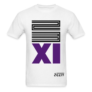 Jordan XI Concord Custom - Men's T-Shirt