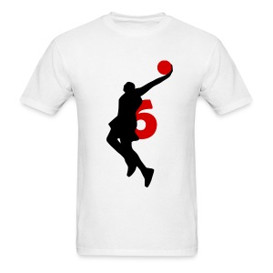 James SUPERSTAR #6 Heat Shirt - Men's T-Shirt