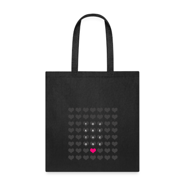 You are the one - love and romance Bags & backpacks