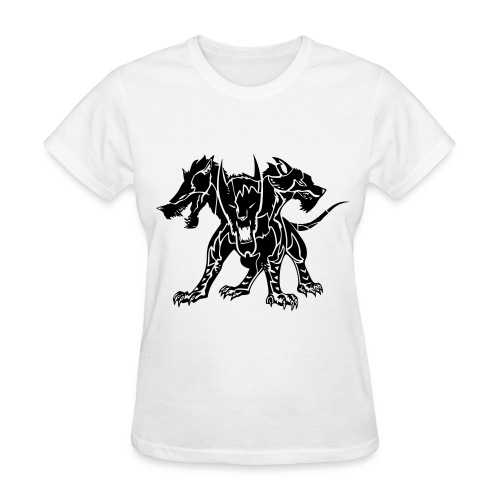 Cerberus - Women's T-Shirt