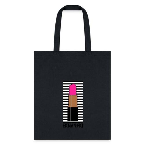 Hot Pink Lipstick - Bag - Tote Bag