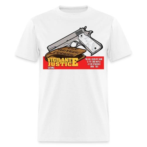 Path of the Righetous Man - Men's T-Shirt