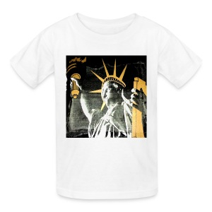 Statue of Liberty - Kids - Kids' T-Shirt