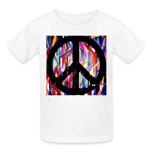 Peace - Kids - Kids' T-Shirt