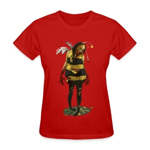 Zom-Bee - Women's T-Shirt