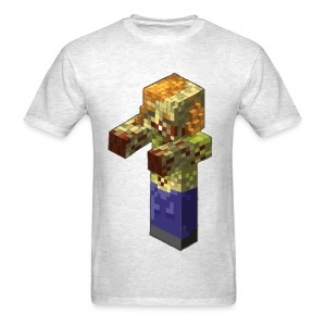 Minecraft - Zombie - Men's T-Shirt