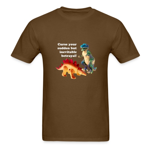 Sudden by Inevitable - Men's T-Shirt
