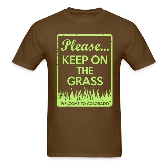 Keep on the Grass Colorado