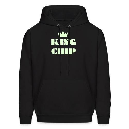 KING HANES GLOW HOODY - Men's Hoodie