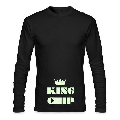 KING GLOWSEPH - Men's Long Sleeve T-Shirt by Next Level